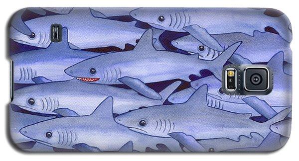 Sharks Galaxy S5 Case