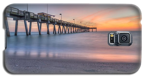 Sharky's On The Pier Galaxy S5 Case
