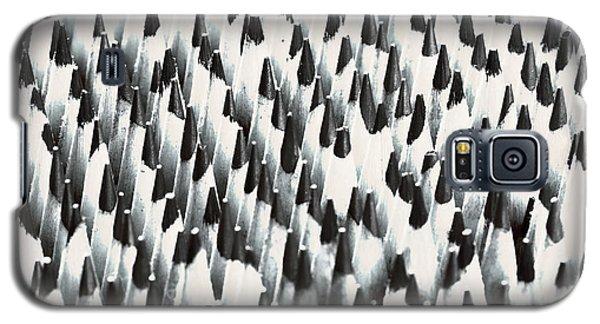 Sharp Wooden Pencils Galaxy S5 Case by Evgeniy Lankin