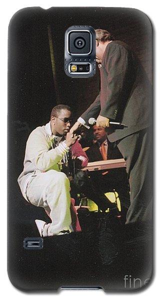 Sharpton 50th Birthday Galaxy S5 Case by Azim Thomas