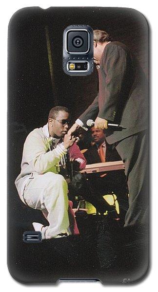 Apollo Theater Galaxy S5 Case - Sharpton 50th Birthday by Azim Thomas