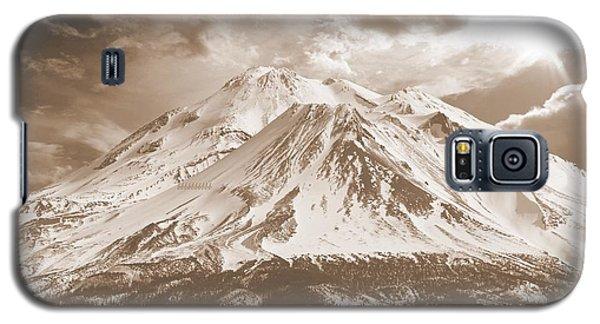 Shasta Mt Galaxy S5 Case by Athala Carole Bruckner