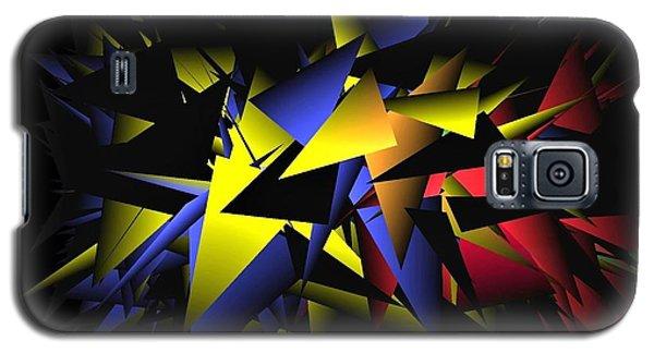Shattering World Galaxy S5 Case