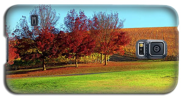 Galaxy S5 Case featuring the photograph Shaw And Smith Winery by Bill Robinson
