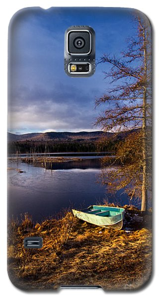 Shaw Pond Sunrise Galaxy S5 Case