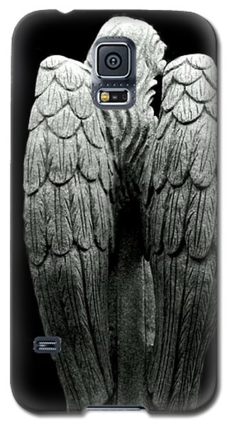 She Talks With Angels Galaxy S5 Case