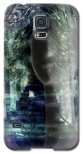 She Thought She's Never Be Alone Again Galaxy S5 Case