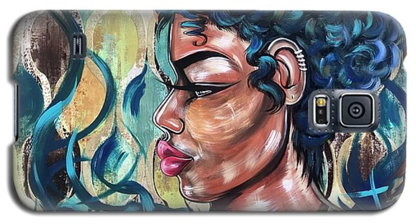 Galaxy S5 Case - She Was A Cool Flame by RiA RiA