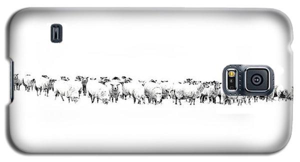 Sheeple  Galaxy S5 Case