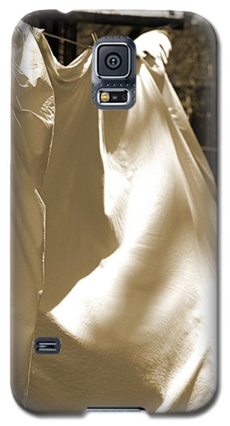 Sheets On The Line Galaxy S5 Case