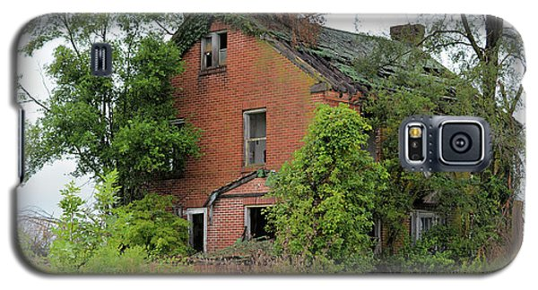 Sheffield House Panorama Galaxy S5 Case by Bonfire Photography
