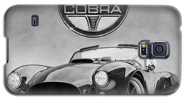 Shelby Cobra Galaxy S5 Case