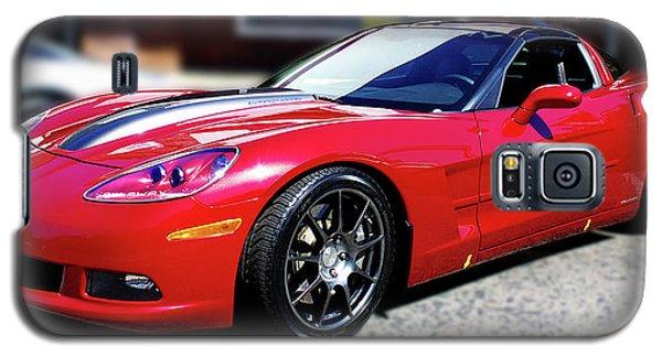 Shelby Corvette Galaxy S5 Case