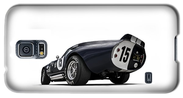 Galaxy S5 Case featuring the digital art Shelby Daytona by Douglas Pittman