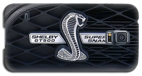 Brown Snake Galaxy S5 Case - Shelby Gt 500 Super Snake by Mike McGlothlen