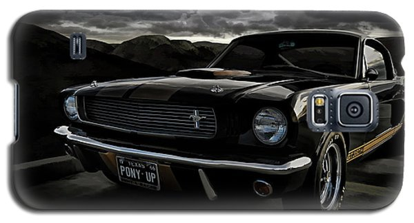 Shelby Gt350h Rent-a-racer Galaxy S5 Case by Douglas Pittman