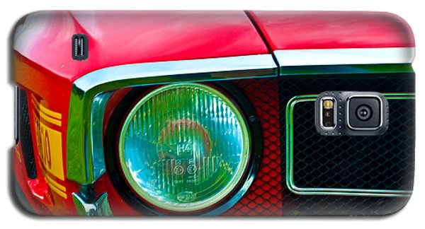 Red Shelby Mustang Galaxy S5 Case