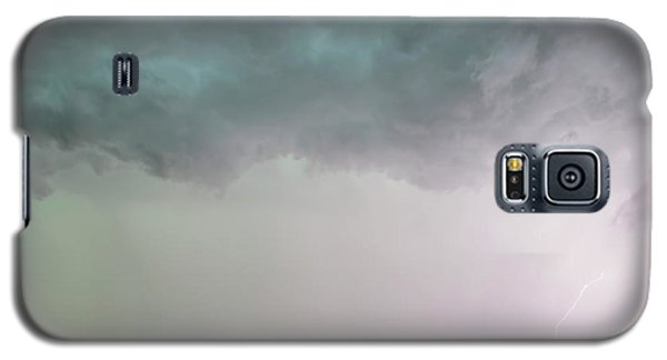 Shelf Cloud And Windmill -05 Galaxy S5 Case