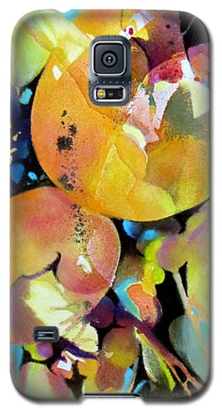 Shell Design Galaxy S5 Case by Rae Andrews