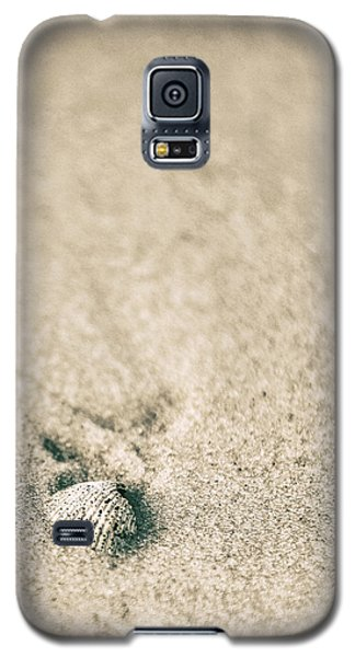 Galaxy S5 Case featuring the photograph Shell On Beach Alabama  by John McGraw