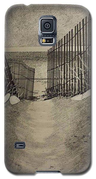Shell Path Galaxy S5 Case