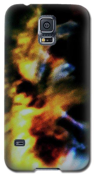 Shell Dancing Galaxy S5 Case by Gina O'Brien