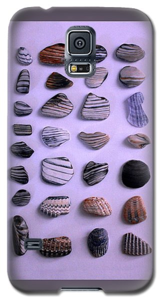 Sea Shell Treasures #1 Galaxy S5 Case