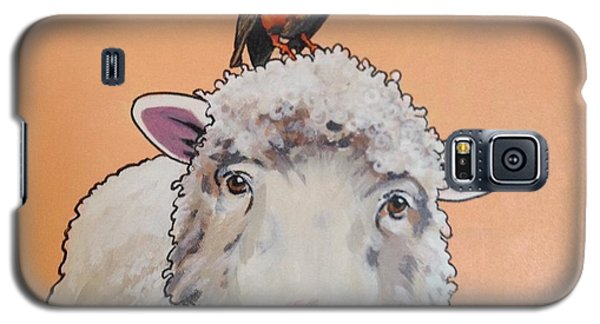 Shelley The Sheep Galaxy S5 Case
