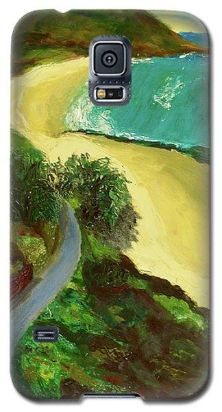 Shelly Beach Galaxy S5 Case by Paul McKey
