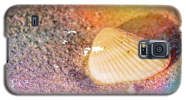 Galaxy S5 Case featuring the photograph Shelling Out by Marvin Spates