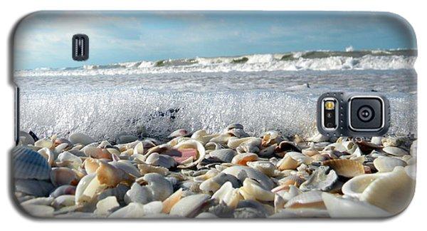 Shells On The Beach Galaxy S5 Case