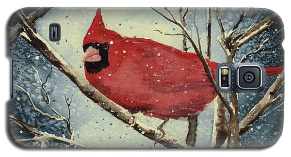 Shelly's Cardinal Galaxy S5 Case