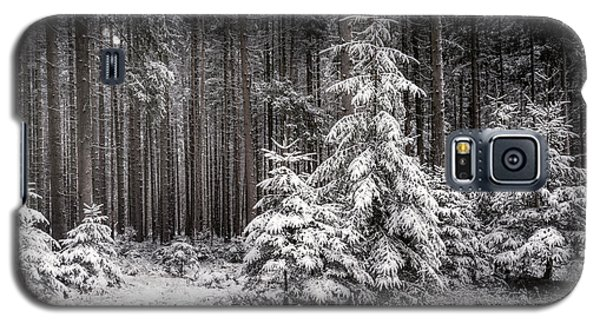 Galaxy S5 Case featuring the photograph Sheltered Childhood by Hannes Cmarits