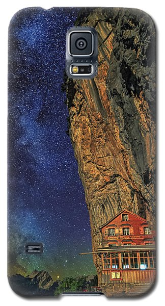 Sheltered From The Vastness Galaxy S5 Case