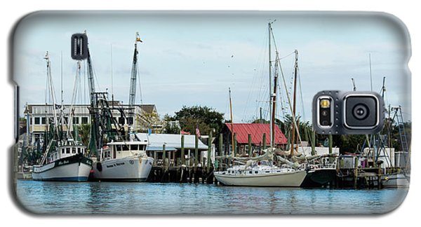 Shem Creek Galaxy S5 Case