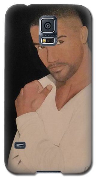 Shemar Moore Galaxy S5 Case