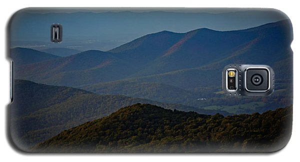 Shenandoah Valley At Sunset Galaxy S5 Case