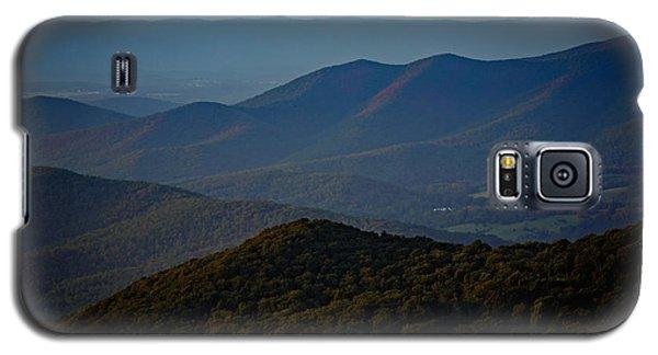 Shenandoah Valley At Sunset Galaxy S5 Case