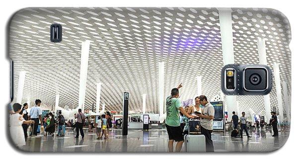 Shenzhen Airport Galaxy S5 Case