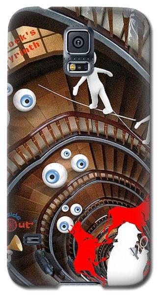 Sherlocks Labyrinth Galaxy S5 Case