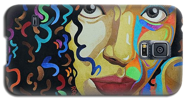 She's Complicated Galaxy S5 Case by William Roby