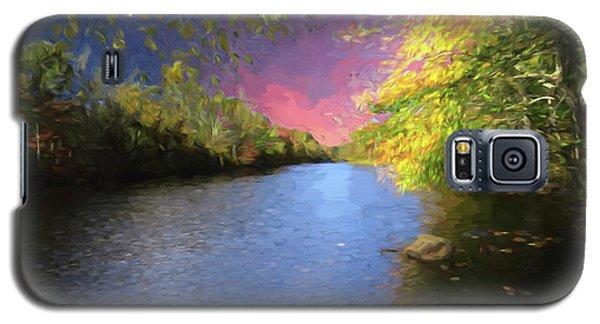 Shetucket River Ct. Galaxy S5 Case