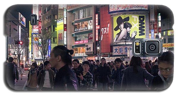 Shibuya Crossing, Tokyo Japan 3 Galaxy S5 Case