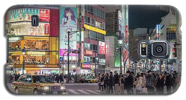Shibuya Crossing, Tokyo Japan Galaxy S5 Case