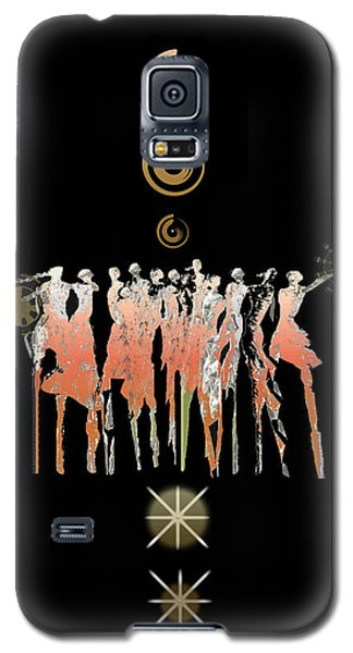 Women Chanting - Shieldmaidens Galaxy S5 Case