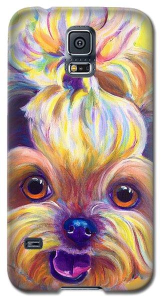 Shih Tzu - Bloom Galaxy S5 Case