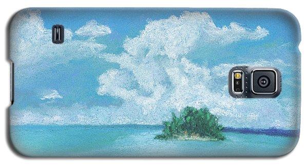 Shimmering Galaxy S5 Case