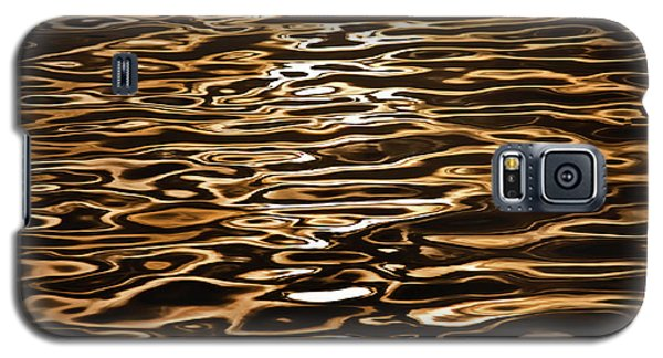 Galaxy S5 Case featuring the photograph Shimmering Reflections by Az Jackson