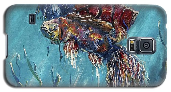 Shine Trough The Ocean Galaxy S5 Case