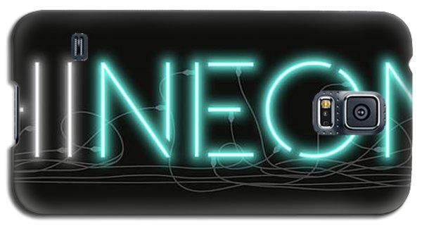 Shineonu - Neon Sign 1 Galaxy S5 Case